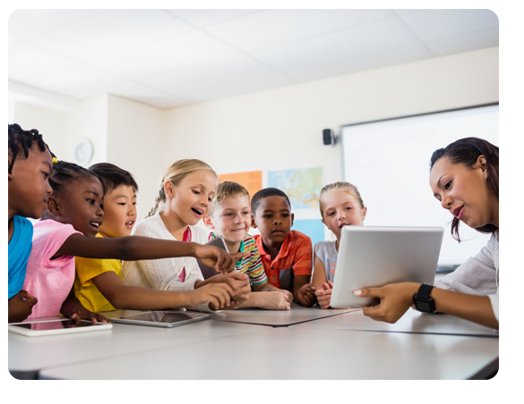 Create learning games and quizzes to play at class
